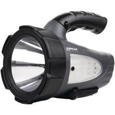 Wagan Tech Brite-nite Defender 300 Led Rechargeable Spotlight – USMART NY