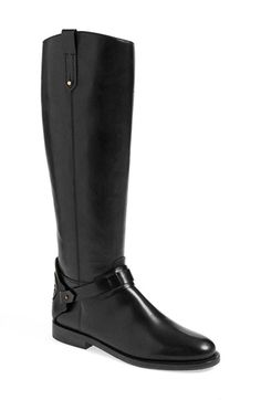 Tory Burch 'Derby' Riding Boot (Women) available at #Nordstrom