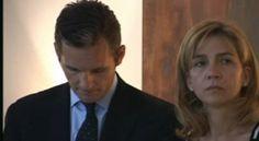 El juez Castro imputa a Cristina de Borbón y Grecia