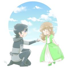 kidge Small princess and her knight. Form Voltron, Voltron Ships, Voltron Klance, Voltron Comics, Voltron Fanart, Robot Lion, Color Mixing Chart, Disney And Dreamworks, Art Sketches