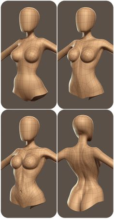 Game Character Creation Series: Kila Chapter 1 – High Resolution Modeling