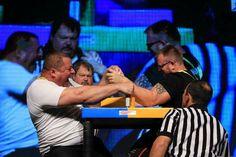 World armwrestling champion