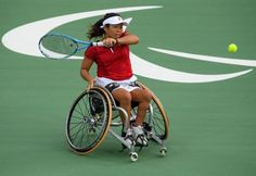NEWS: Japan's #wheelchairtennis star, Yui Kamiji, shares her goals #ElectronicsStore