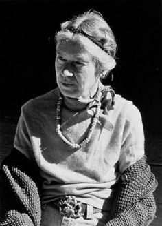 "Gidlow, Elsa (1898-1986)      Elsa Gidlow, known to many as the ""poet-warrior,"" was unabashedly visible as an independent woman, a lesbian, a writer, and a bohemian-anarchist at a time when such visibility was both unusual and potentially dangerous.  Gidlow insisted, ""I was, and am, first a human person, then a woman, then a woman whose primary identification and loyalty is with women as lovers and friends."""