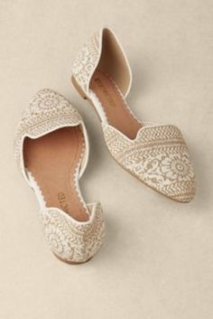 Amelia Flats from Soft Surroundings