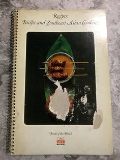 1970 Time Life Books Recipes Pacific and Southeast
