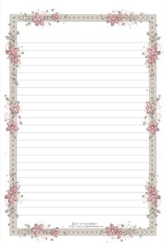 .335..framed lined paper - Crafting Intent