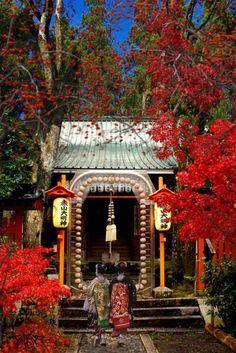 Asiatisches jugendlich Amateur-Kyoto — 12