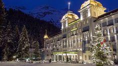 One Million Photo: Kempinski Grand Hotel des Bains St Moritz - Suiça