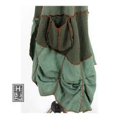 Fernchasing skirt by Secret Lentil, via Flickr