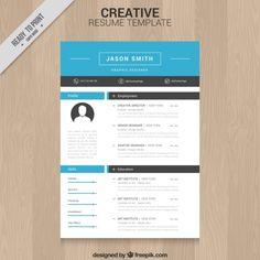 Pin By Naihomy Jimenez On Profesin    Modern Resume