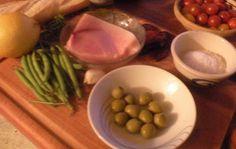 Vibekes mad: Menuen er Sværdfisk
