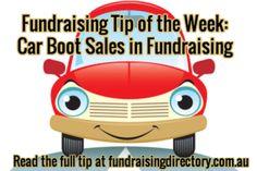 Car Boot Sales in Fundraising fundraisingdirectory.com.au