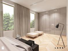 Sypialnia styl Nowoczesny - zdjęcie od LAVA Projektowanie Wnętrz - Sypialnia - Styl Nowoczesny - LAVA Projektowanie Wnętrz