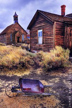 Bodie State Historical Park, Bodie, CA