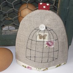 Egg Cosy by Pants and Paper