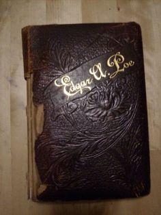 Edgar Allan Poe Book 1892