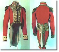 The First Regiment of Foot Guards 1821