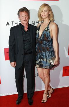Have Charlize Theron and Sean Penn split?!