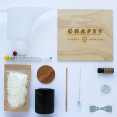 Uber Luxe Candle Making Kit! #DIYsoycandles #soy #candles #candlemaking #Candlemakingsupplies #candlesupplies #Craftycandlesupplies #howtomakesoycandles #homemade #handmade #DIY