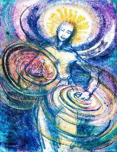 Energy - by Deborah Koff-Chapin