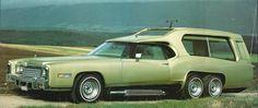 Sbarro Function Car Concept (Cadillac) (1978)