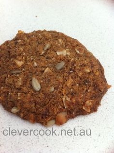 A really good gluten-free Anzac imposter Gluten Free Anzac Biscuits, Real Food Recipes, Baking Recipes, Paleo Cookies, Golden Syrup, Biscuit Cookies, Paleo Dessert, Coconut Sugar, No Bake Desserts