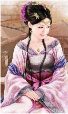 Chinese Woman Diamond Painting kit DIY painting Chinese style Class – Gifts with Love and Art 3d Fantasy, Fantasy Girl, Fantasy Images, Ancient Beauty, Ancient Art, Chinese Drawings, Japanese Embroidery, Embroidery 3d, China Art