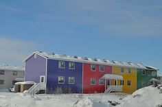 Northern Sights: Inuvik Northwest Territories, O Canada, North West, Outdoor, Outdoors, Outdoor Games, The Great Outdoors