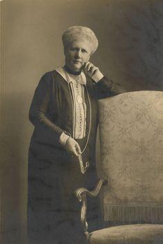 Grand Duchess Elisabeth Mavrikievna (1865-1927)  c.1925