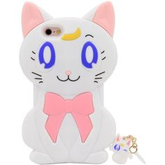 iPhone 6S Plus Case, MC Fashion Cute Japanese Cartoon Sailor Moon... ($13) ❤ liked on Polyvore featuring accessories, tech accessories and comic book