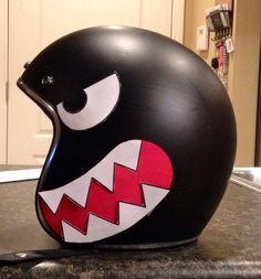 Mario bros helmet