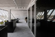 i29 + VMX collaborate for amsterdam media agency office building