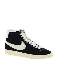 Nike Blazer - Noir