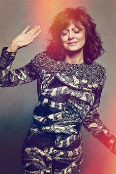 Susan Sarandon-such a great actress