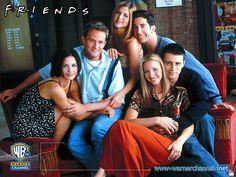 Curiosidades de Friends