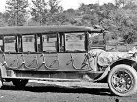Bus #3, a Packard in the Truckee area