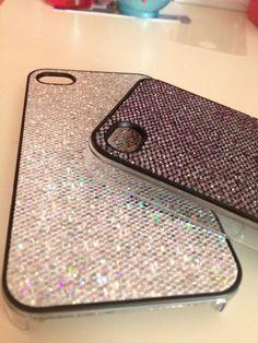 cute glitter cases