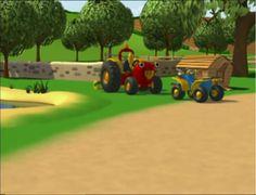 Farm Tractor Tom, Baseball Field, Tractors, Golf Courses, Toms
