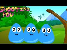 Shooting Pou Video Game (Action Game For Kids) - Best sound on Amazon: http://www.amazon.com/dp/B015MQEF2K -  http://gaming.tronnixx.com/uncategorized/shooting-pou-video-game-action-game-for-kids/