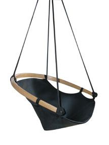 Delicieux ... A Unique Hanging Chair Handcrafted In USA For The Contemporary Home And  Patio. Comfortable For Use As A Rocking Chair, Porch Swing, Swinging Chair,  ...