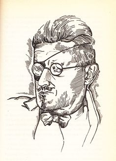 Djuna Barnes Interviews James Joyce in 1922: The Iconic Irishman's Most Significant Interview | Brain Pickings