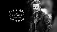 Beckham for Belstaff : new capsule collection of 9 moto styles