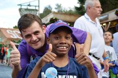 ‪#‎PurplePeople‬: help to change a disabled child's life & volunteer locally with Caudwell Children: www.caudwellchildren.com/volunteer