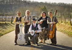 Monroe Crossing, bluegrass band true to tradition at Carnegie Hall