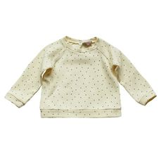 Emile et Ida Sweatshirt Hearts All Over