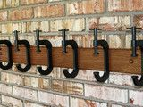 Industrial Plumbing Pipe Shelf by Vintage Pipe Dreams - eclectic - wall shelves - - by Etsy