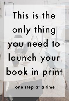 Have you heard of Design Your Book With Me? It's an e-Course for Authors who want to learn how to DIY their novels' print layouts in 30 days or less. If you're a self-publishing author who dreams of seeing your book in print, this course is for you. Click to read more or pin and save for later!