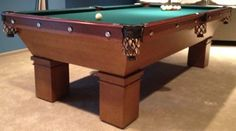 30 awesome pool tables images antique pool tables pool tables for rh pinterest com