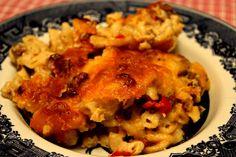Macaroni Sausage Bake